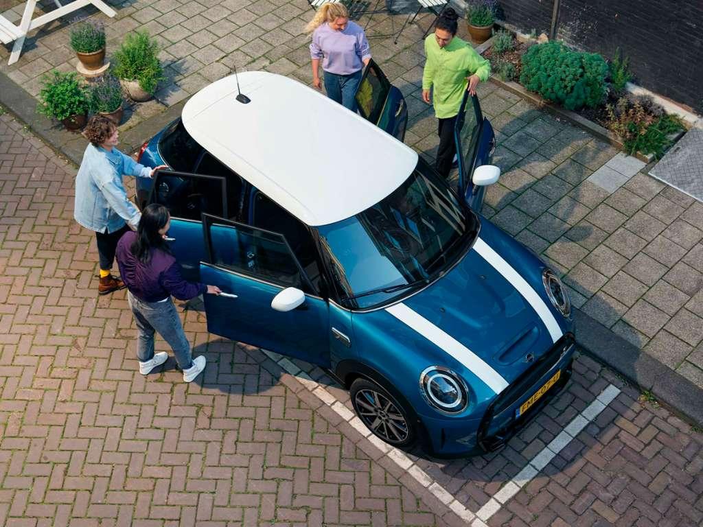 Galería de fotos del Mini Nuevo Mini 5 puertas (2)