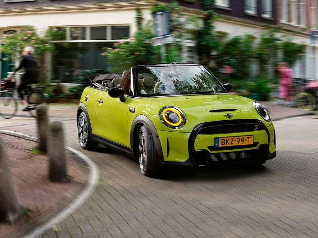 Galería de fotos del Mini Nuevo Mini Cabrio (1)