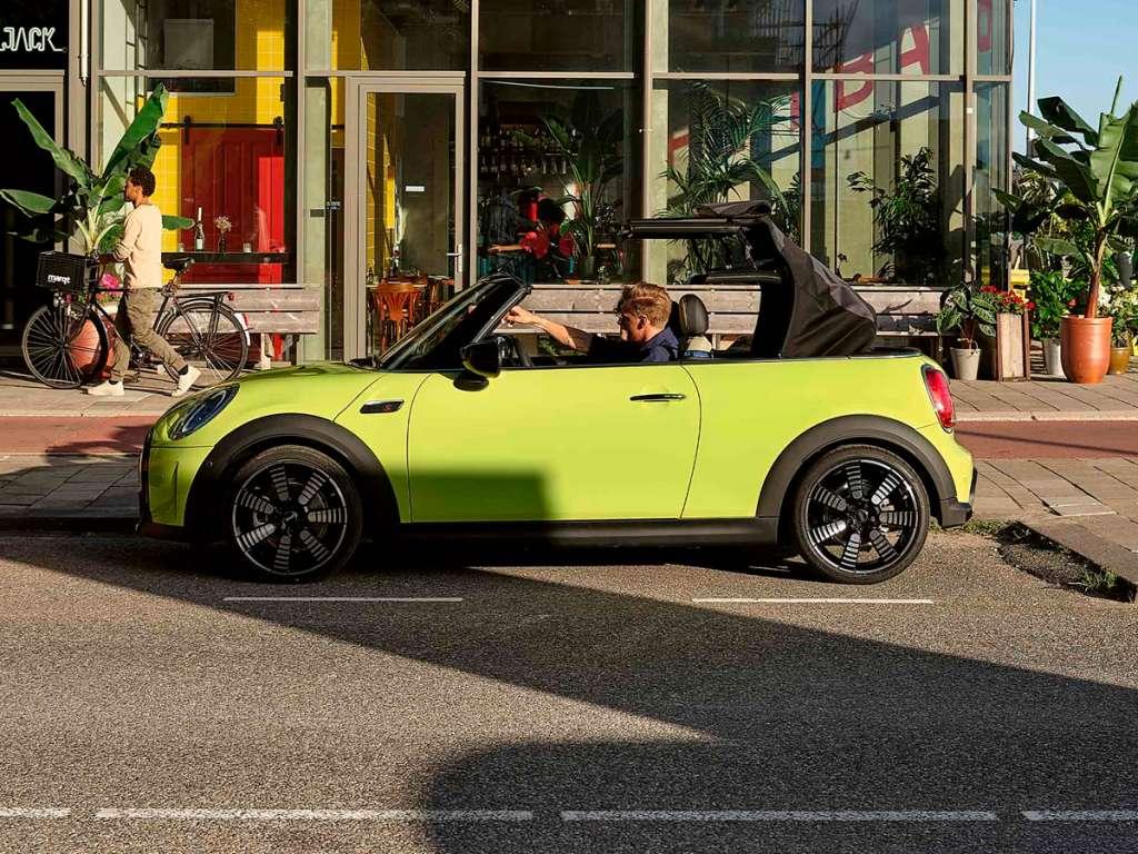 Galería de fotos del Mini Nuevo Mini Cabrio (2)