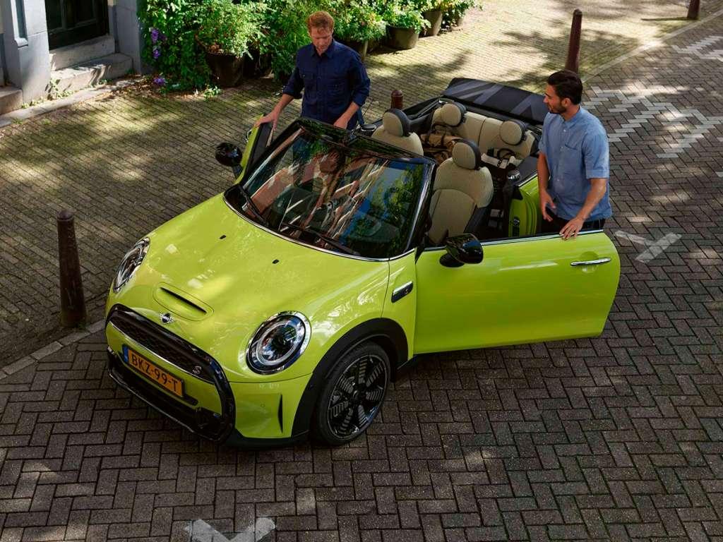Galería de fotos del Mini Nuevo Mini Cabrio (3)