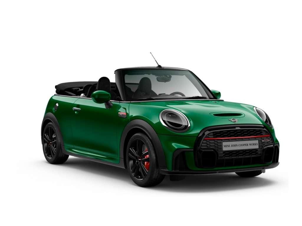 Galería de fotos del Mini Nuevo Mini Cabrio John Cooper Works (1)