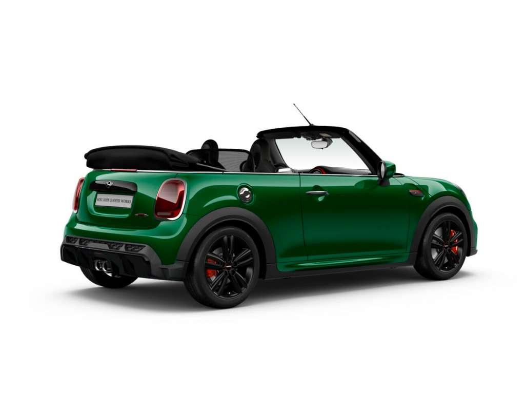 Galería de fotos del Mini Nuevo Mini Cabrio John Cooper Works (2)