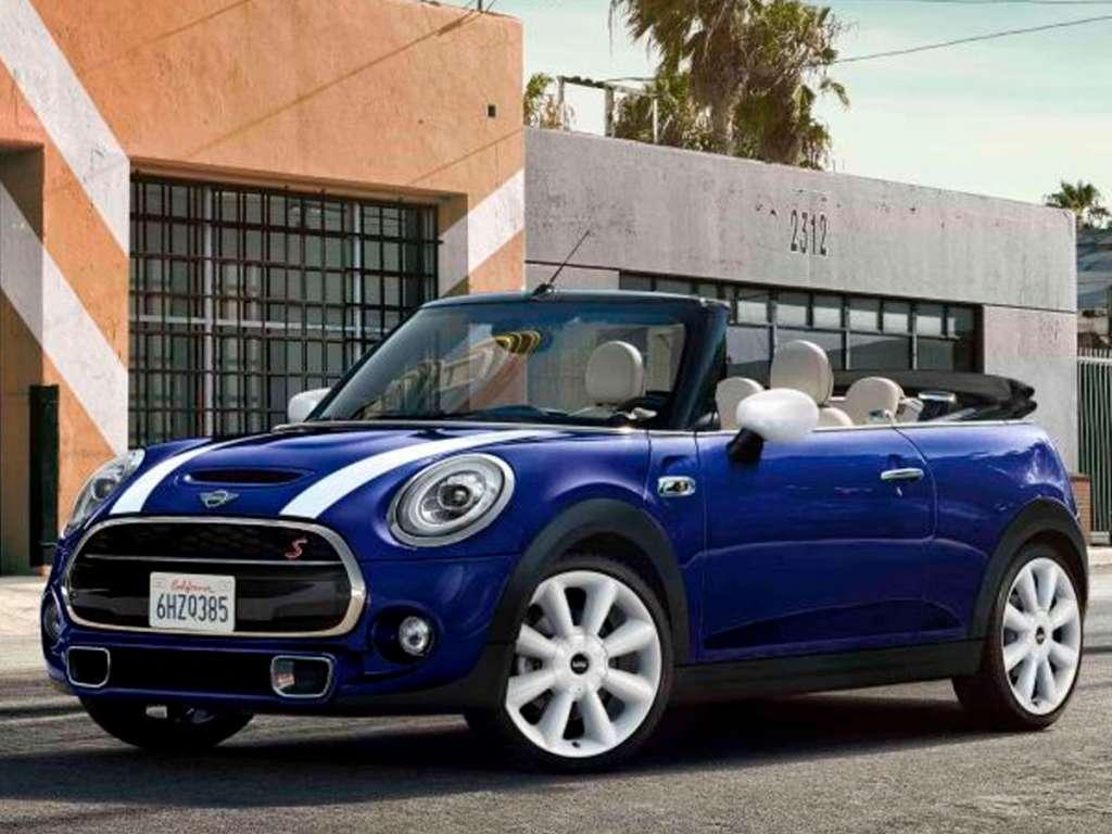 Galería de fotos del Mini Mini Cabrio (1)