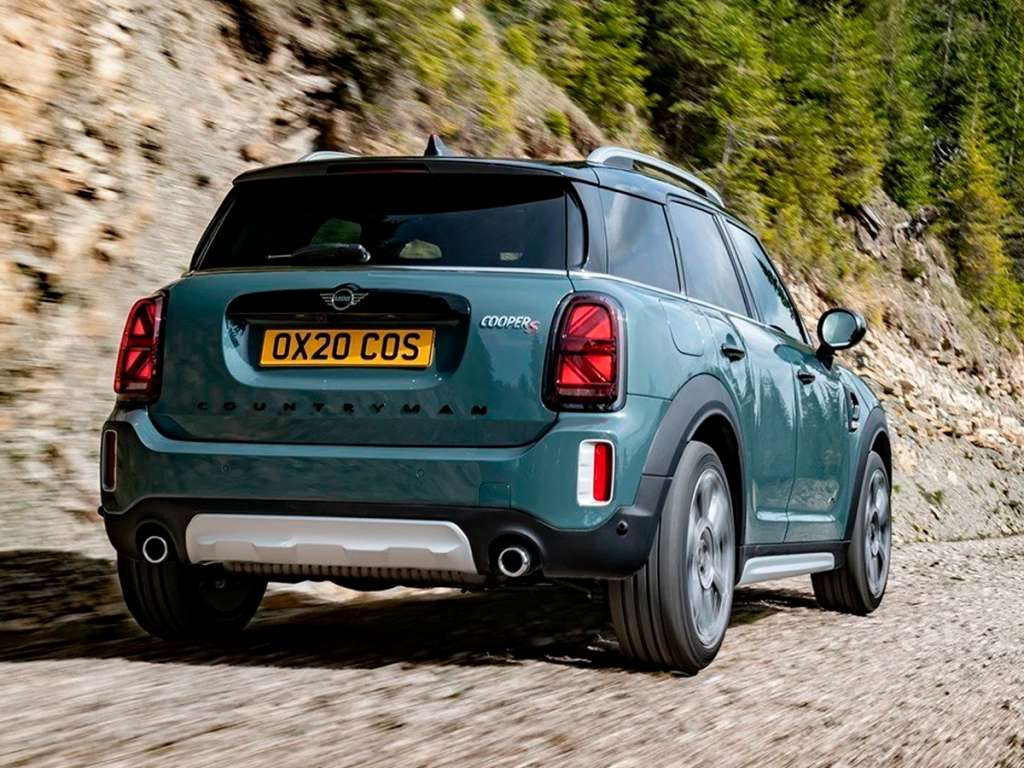 MINI Novo Countryman