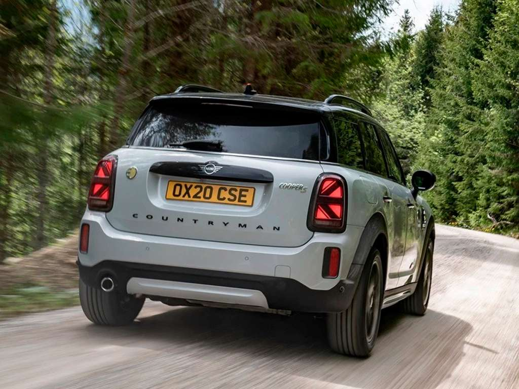 MINI Novo Countryman SE