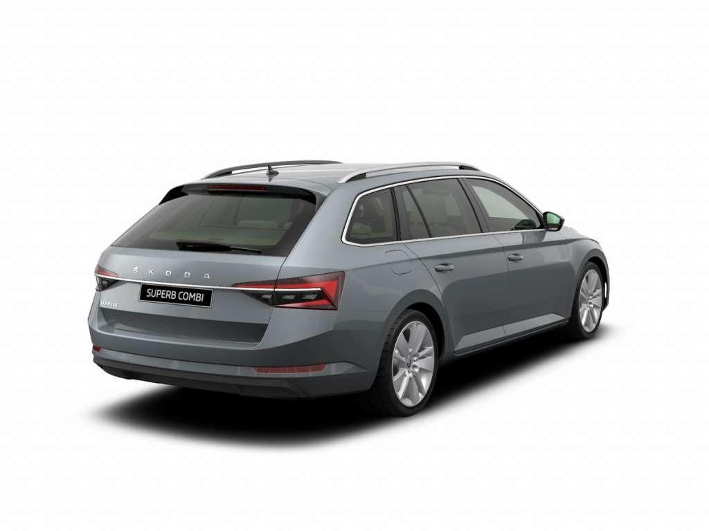 ŠKODA Novo Superb Break Style