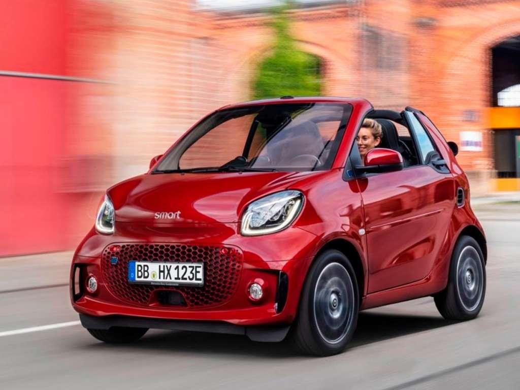 Galería de fotos del Smart Nuevo EQ Fortwo Cabrio (1)