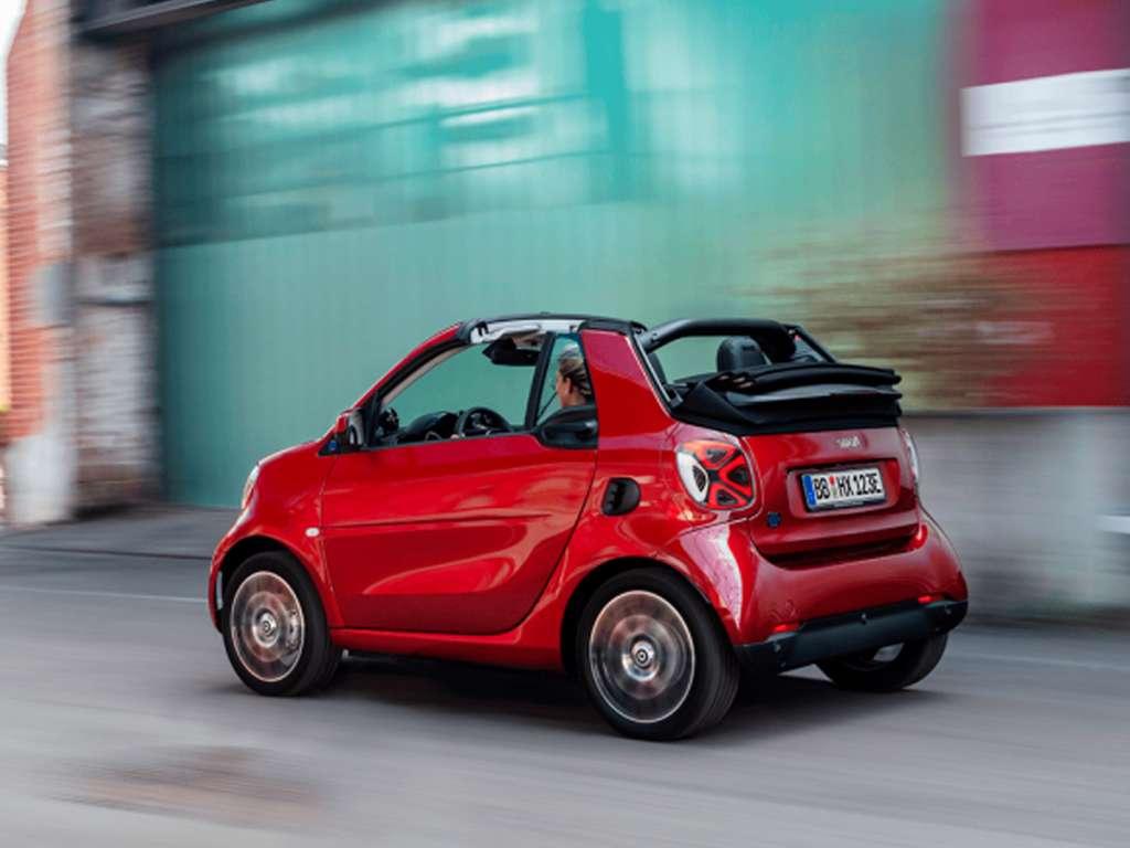 Galería de fotos del Smart Nuevo EQ Fortwo Cabrio (3)