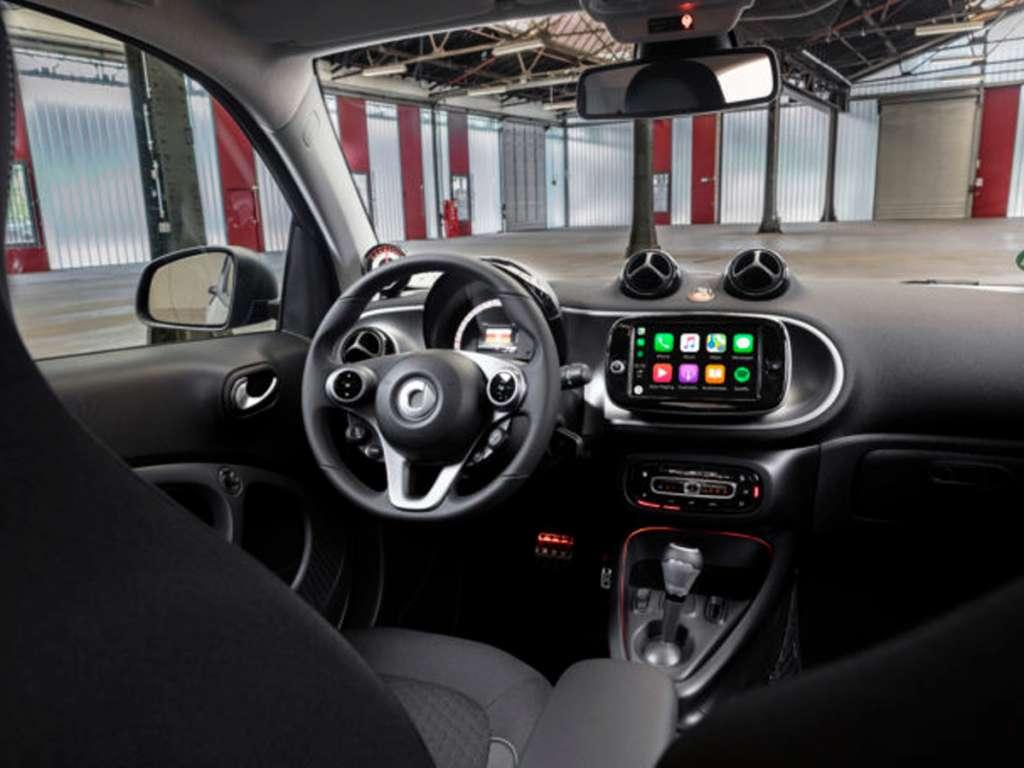 Galería de fotos del Smart Nuevo EQ Fortwo Cabrio (4)