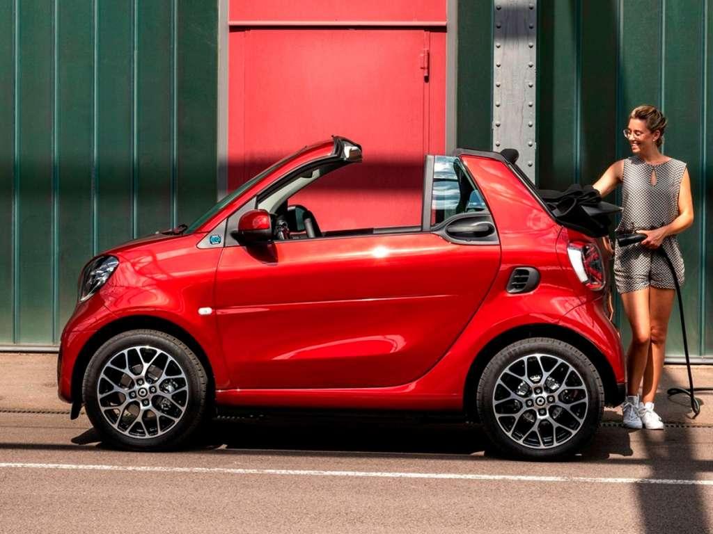 smart Novo EQ Fortwo Cabrio