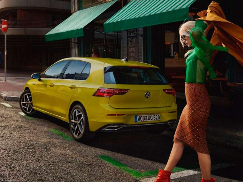 Volkswagen Novo Golf