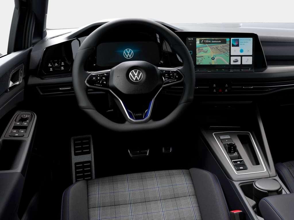 Volkswagen Novo Golf GTE
