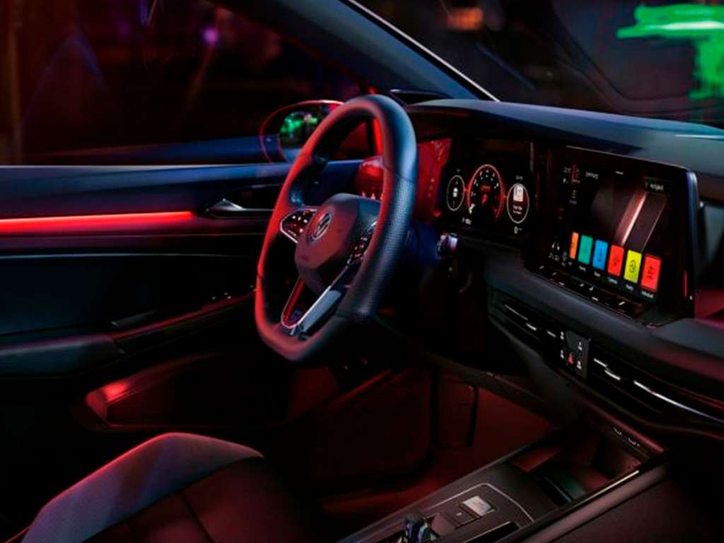 Volkswagen Novo Golf GTI