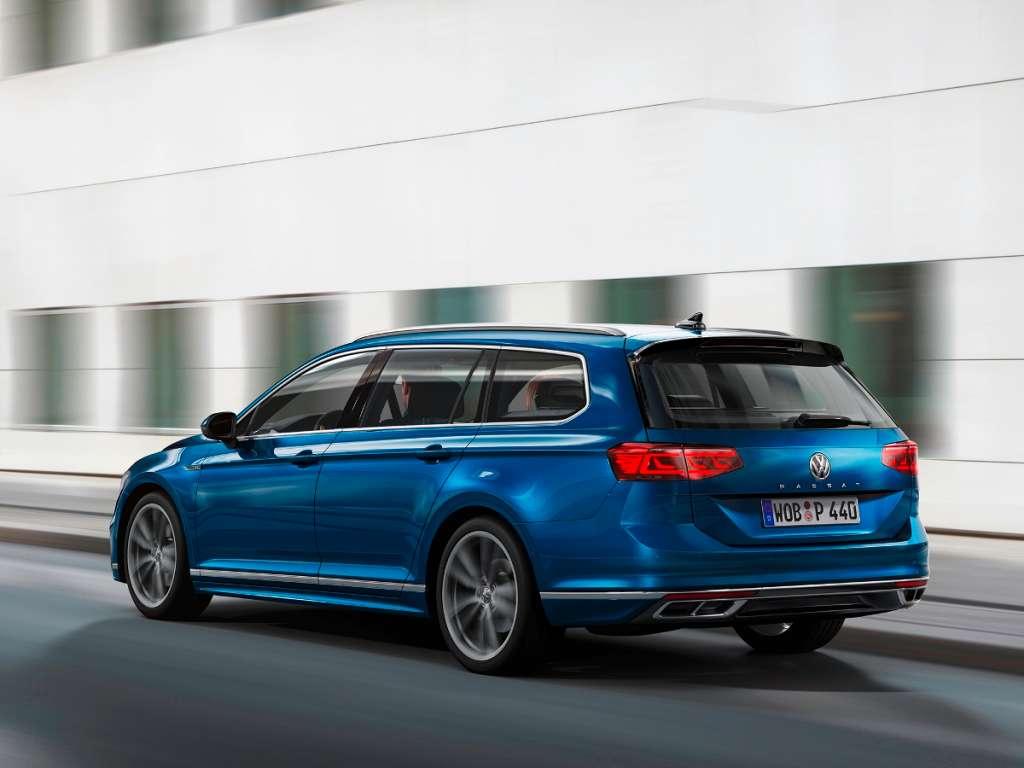 Volkswagen Novo Passat Variant