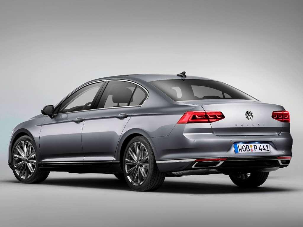 Volkswagen Novo Passat Limousine