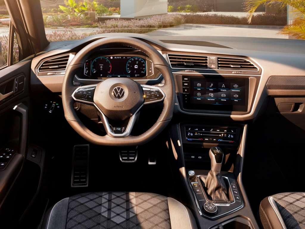 Volkswagen Novo Tiguan