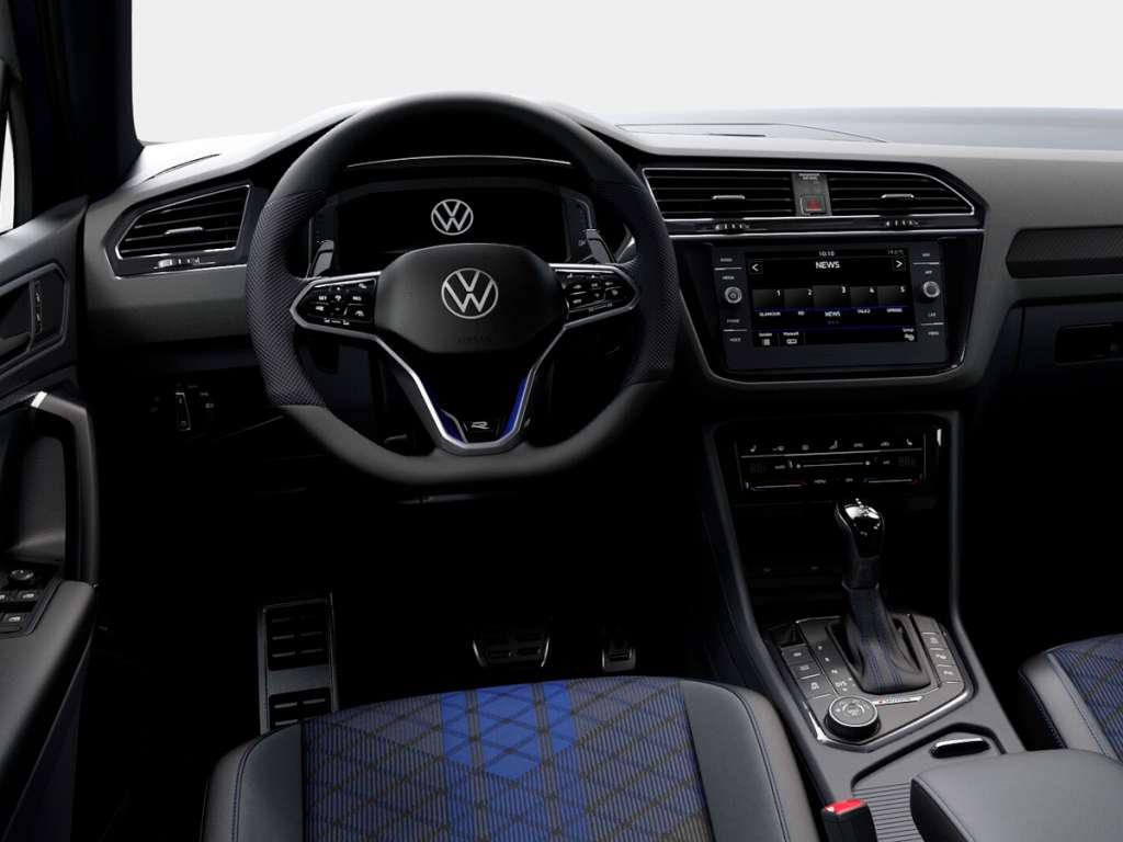 Volkswagen Novo Tiguan R