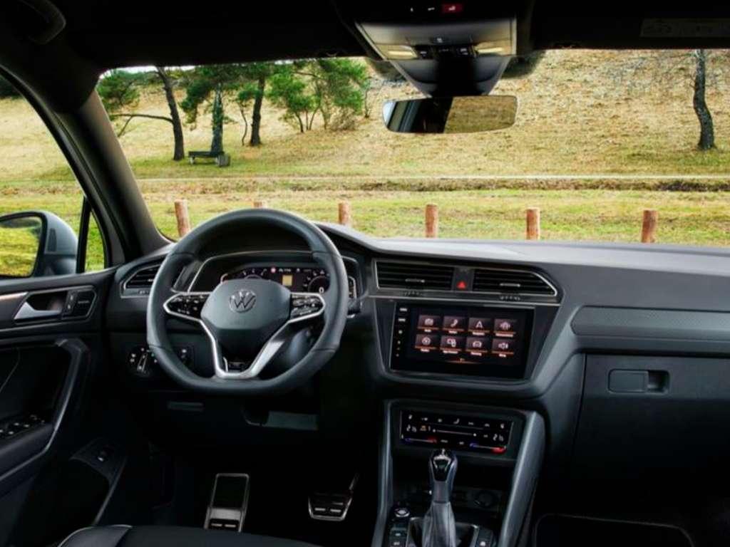 Volkswagen Novo Tiguan Allspace
