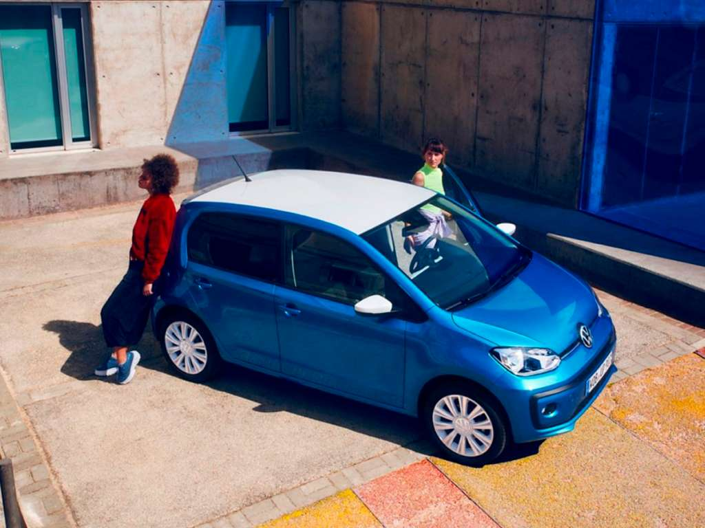Volkswagen Novo Up!