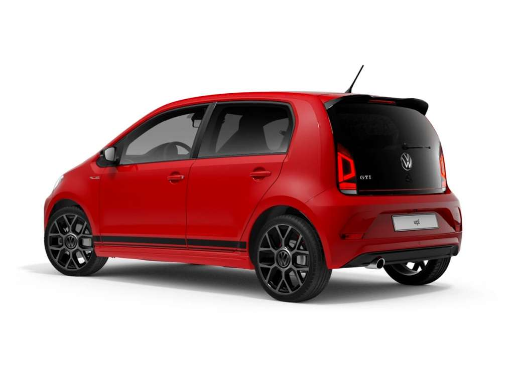 Volkswagen Novo Up! GTI