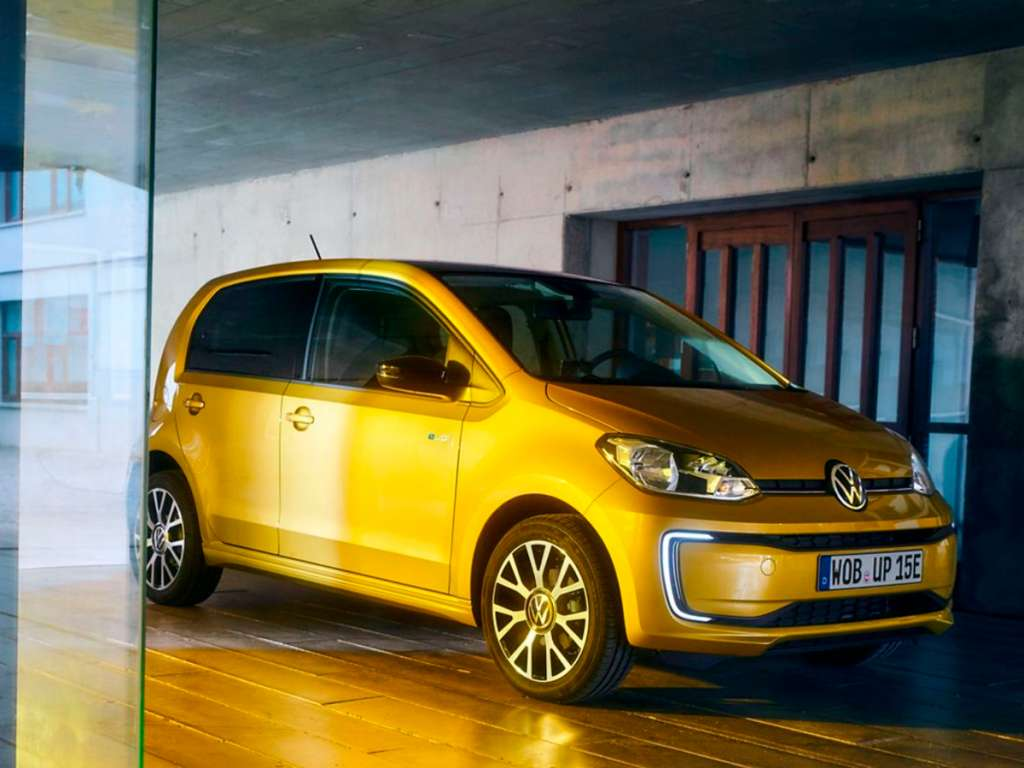 Volkswagen Novo e-Up!