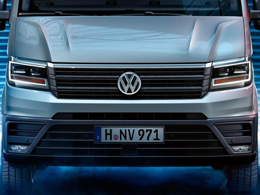 Volkswagen Crafter Caixa Aberta