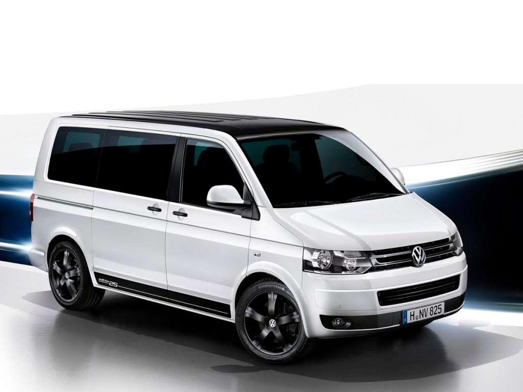 Volkswagen Multivan Edition