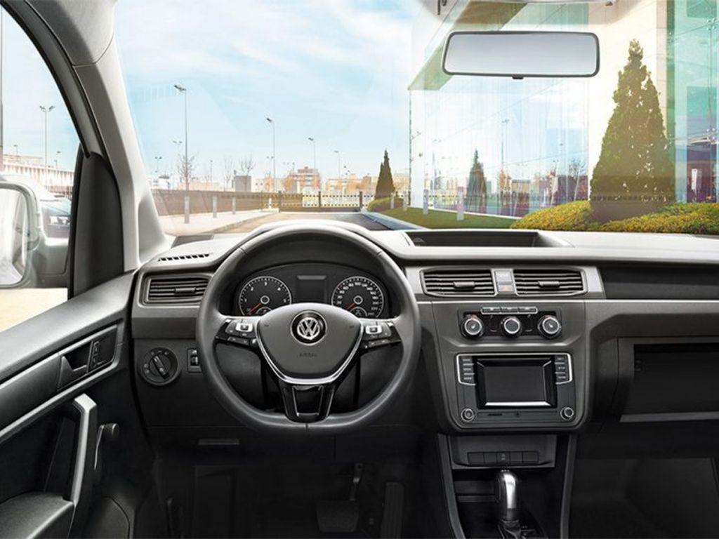 Volkswagen Caddy Furgão