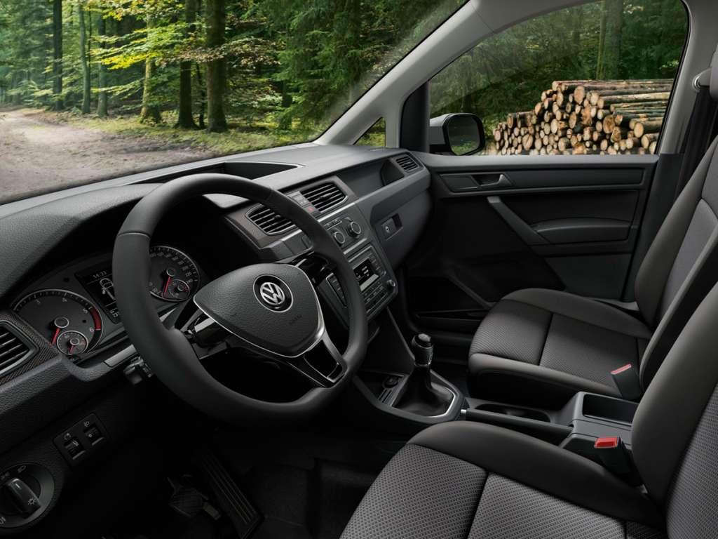 Volkswagen Caddy Alltrack Furgão