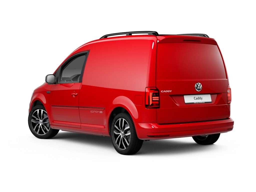 Volkswagen Caddy Furgão Edition 35