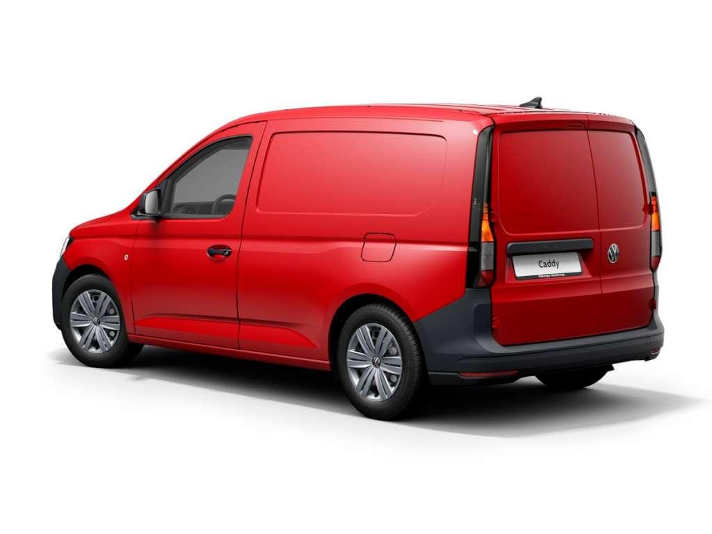 Volkswagen Novo Caddy Cargo