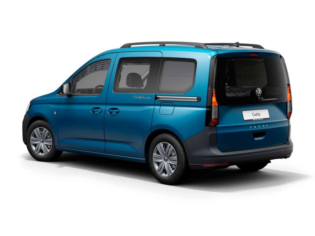 Volkswagen Novo Caddy California