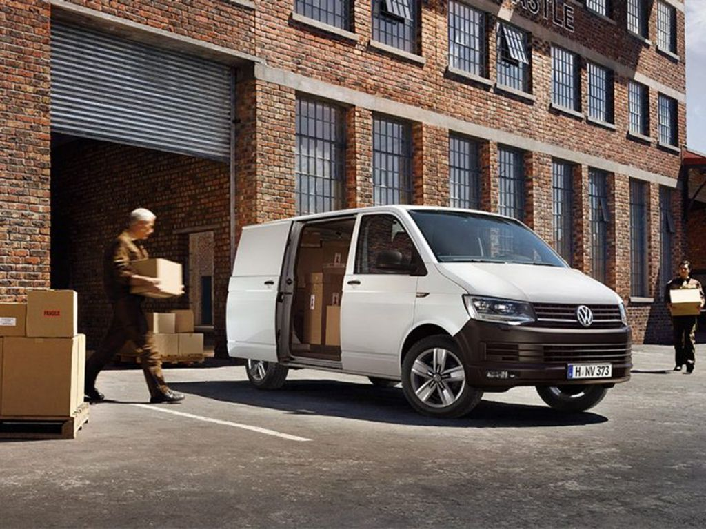 Volkswagen Transporter Furgão
