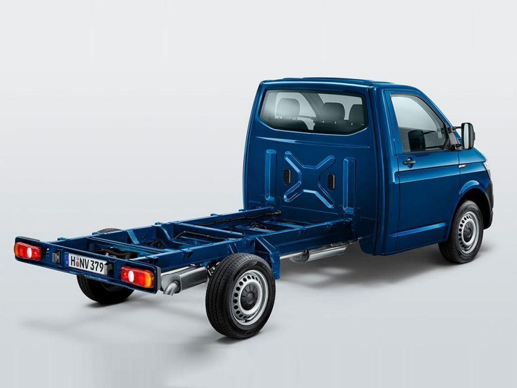 Volkswagen Transporter Chassis