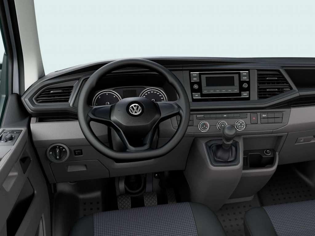 Volkswagen Transporter 6.1 Caixa Aberta