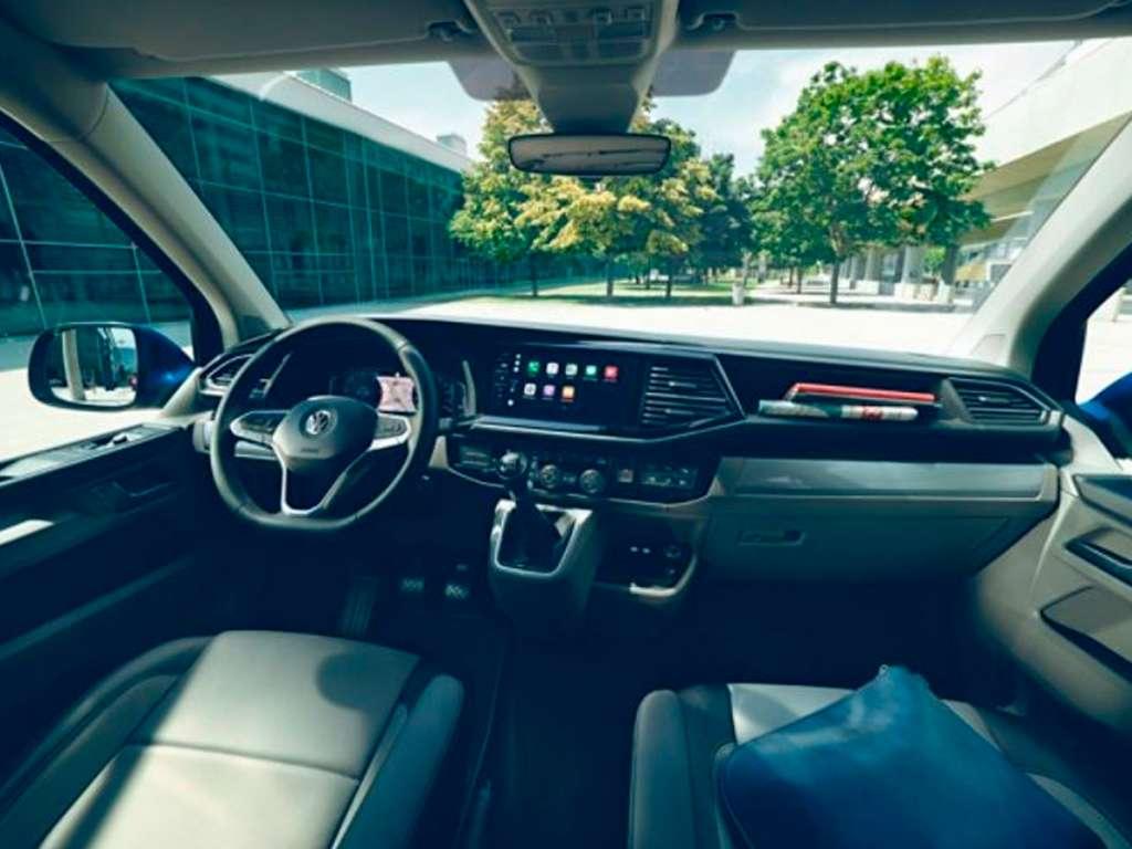 Volkswagen Caravelle 6.1