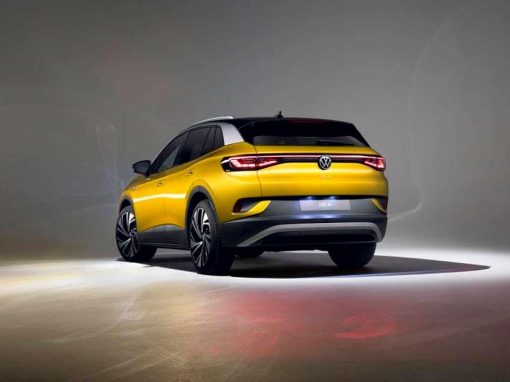 Volkswagen Novo ID.4