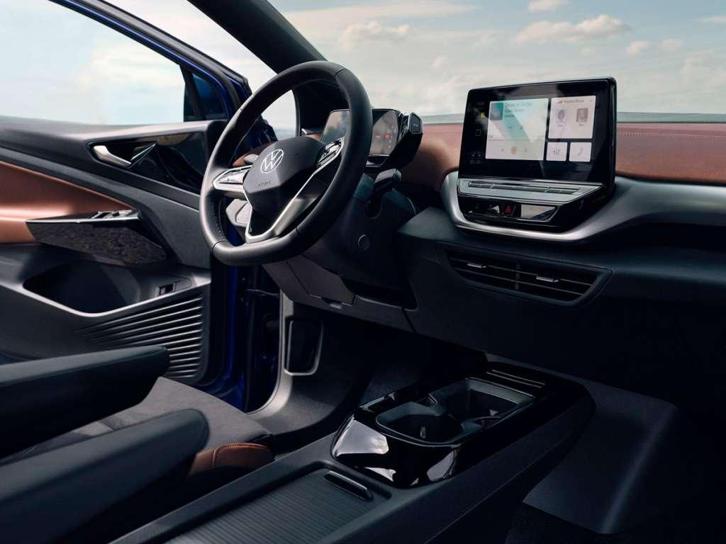 Volkswagen Novo ID.4 1ST