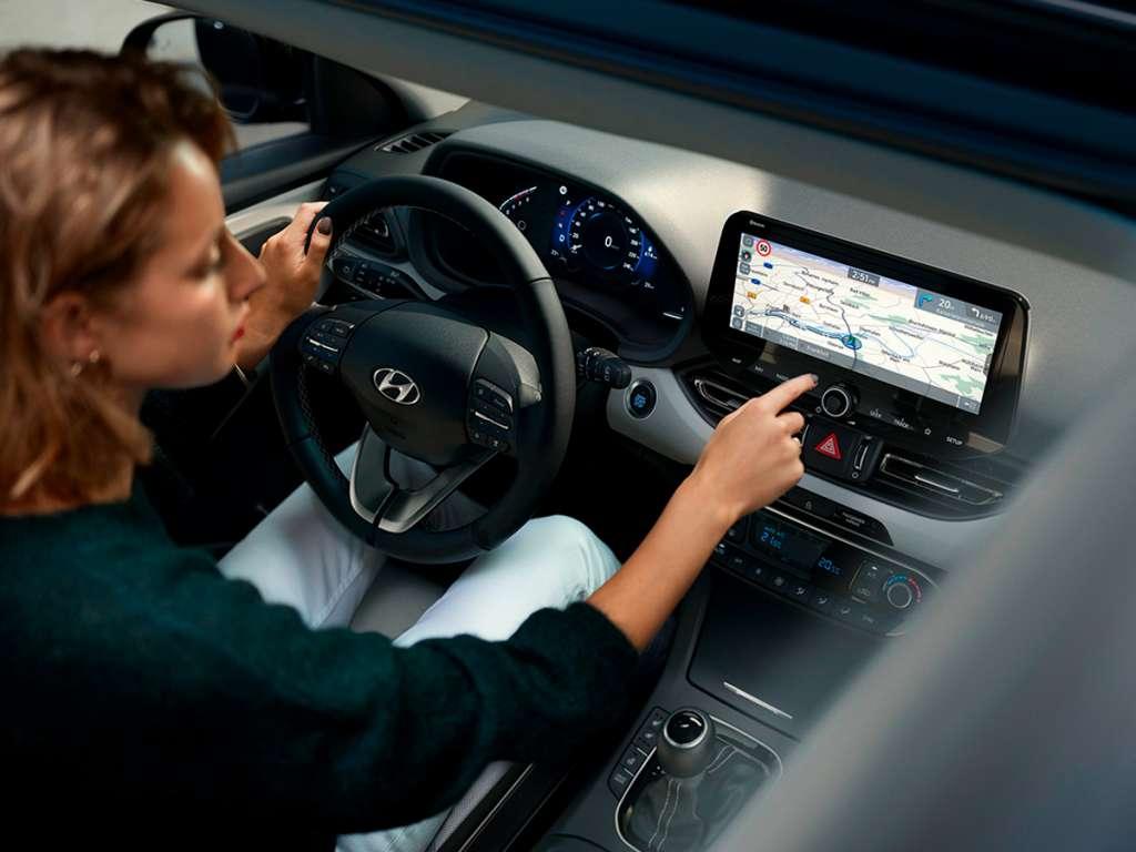 Hyundai Novo i30 Fastback