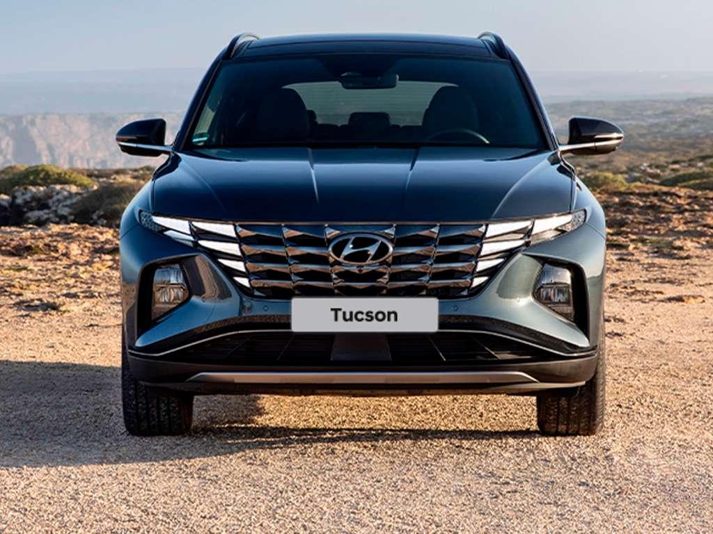 Hyundai Novo Tucson HEV