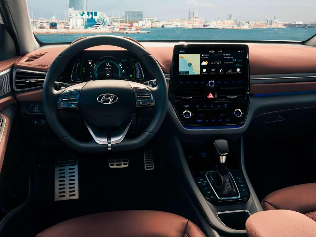 Hyundai Novo IONIQ HEV