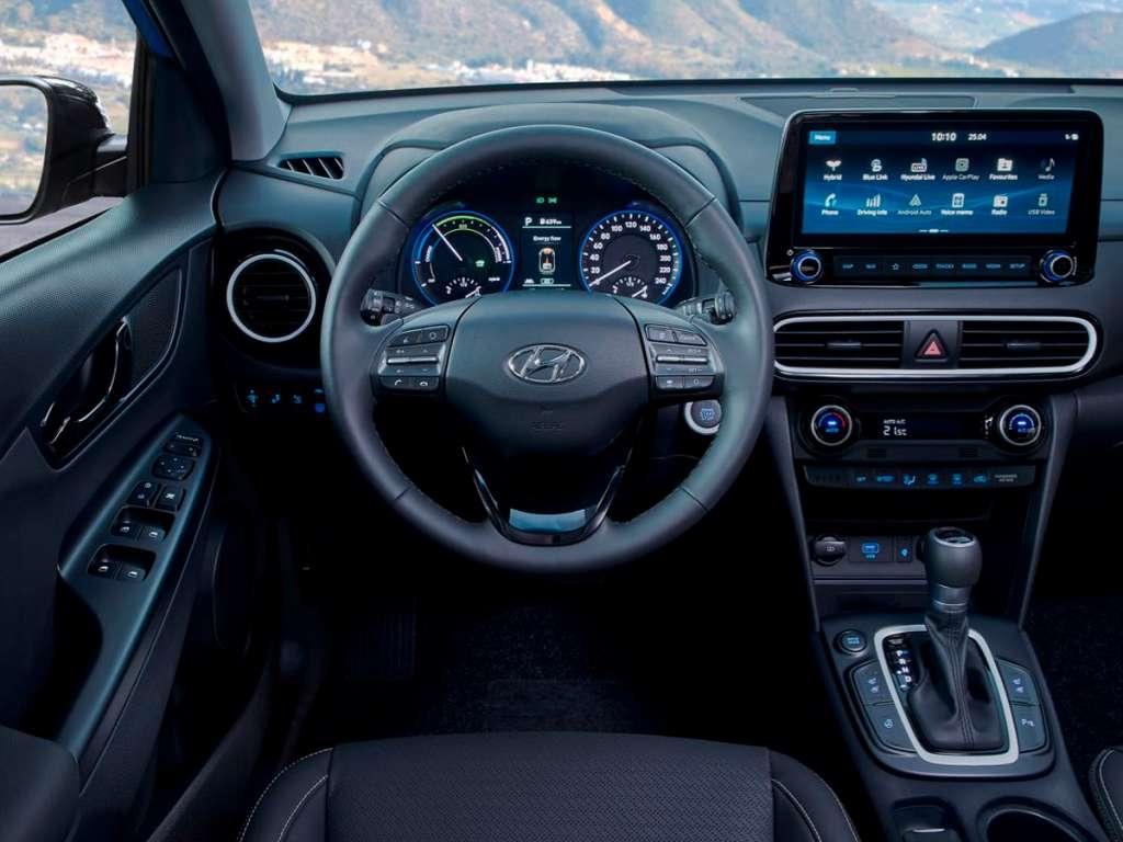 Hyundai Novo Kauai HEV