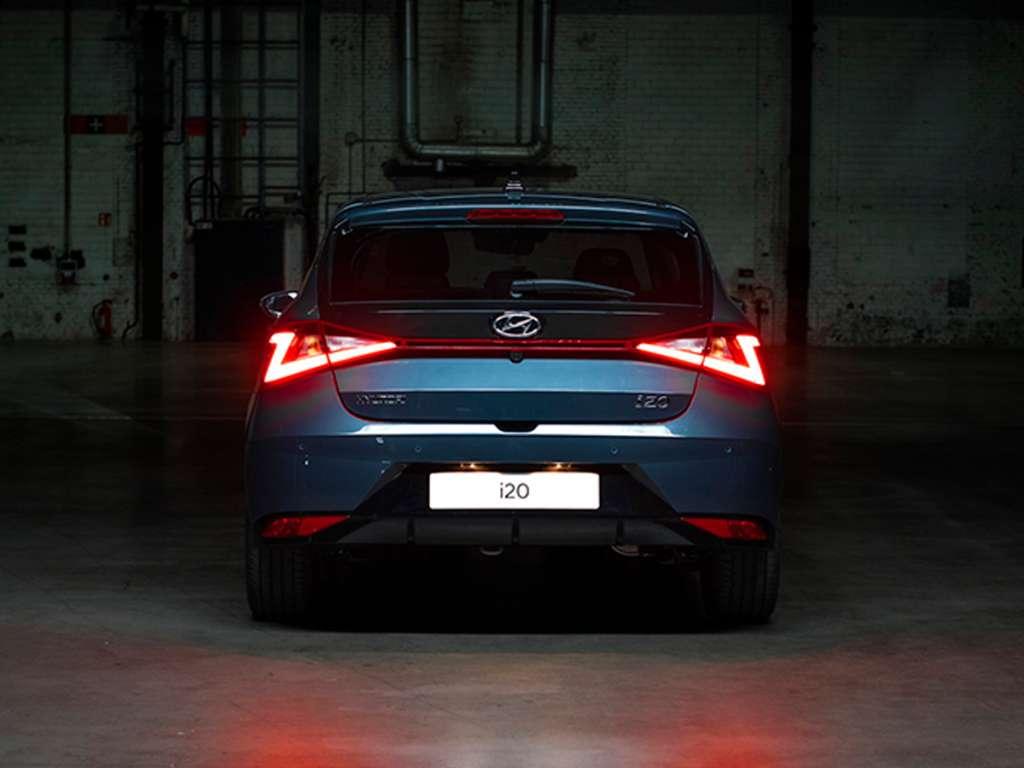 Hyundai Novo i20