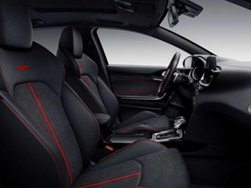 Galería de fotos del Kia Ceed GT (1)