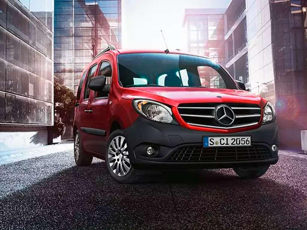Galería de fotos del Mercedes Benz Citan Tourer Particular (1)