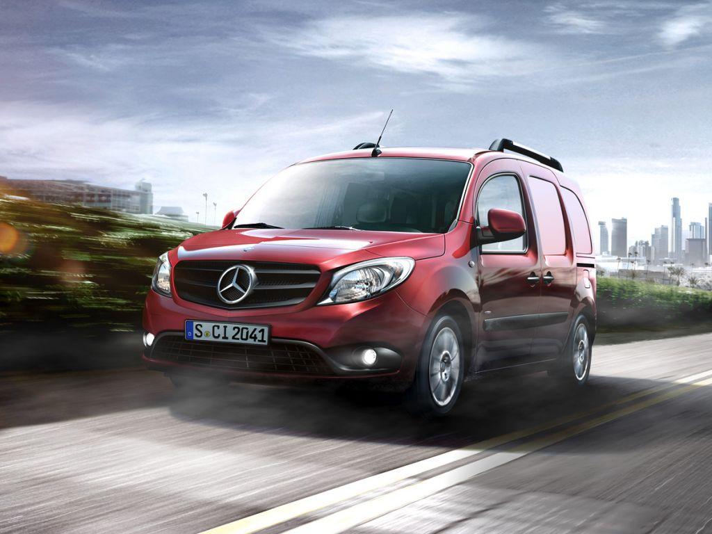 Galería de fotos del Mercedes Benz Citan Furgón (4)