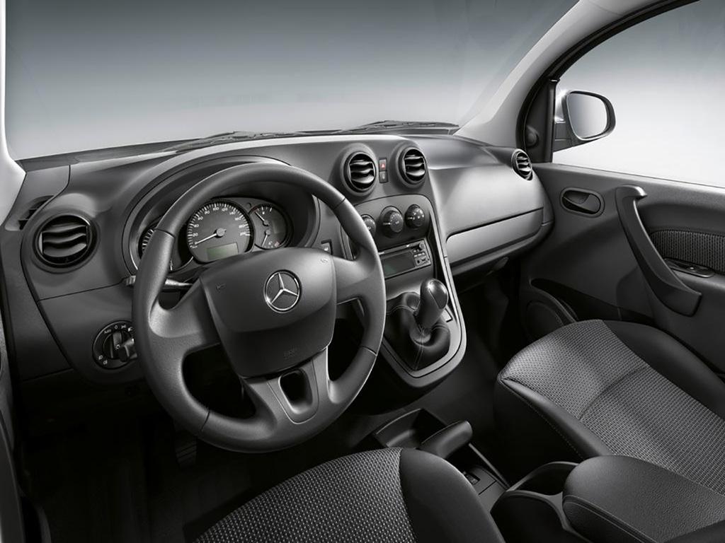 Galería de fotos del Mercedes Benz Citan Furgón (1)