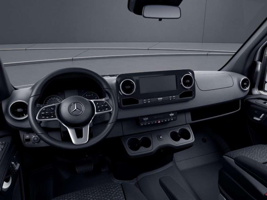 Galería de fotos del Mercedes Benz Sprinter Plataforma abierta (3)