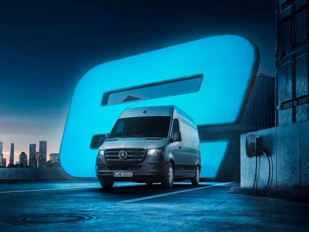 Galería de fotos del Mercedes Benz eSprinter Furgón (2)