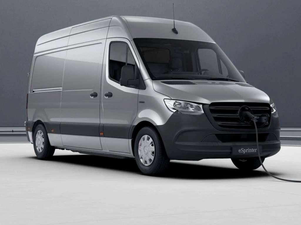 Galería de fotos del Mercedes Benz eSprinter Furgón (3)
